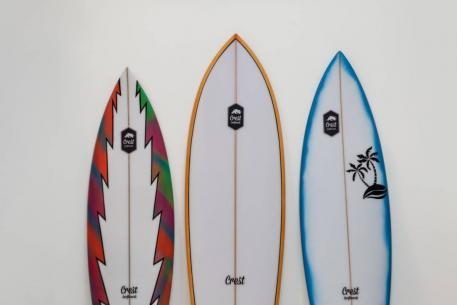Crest Surfboards